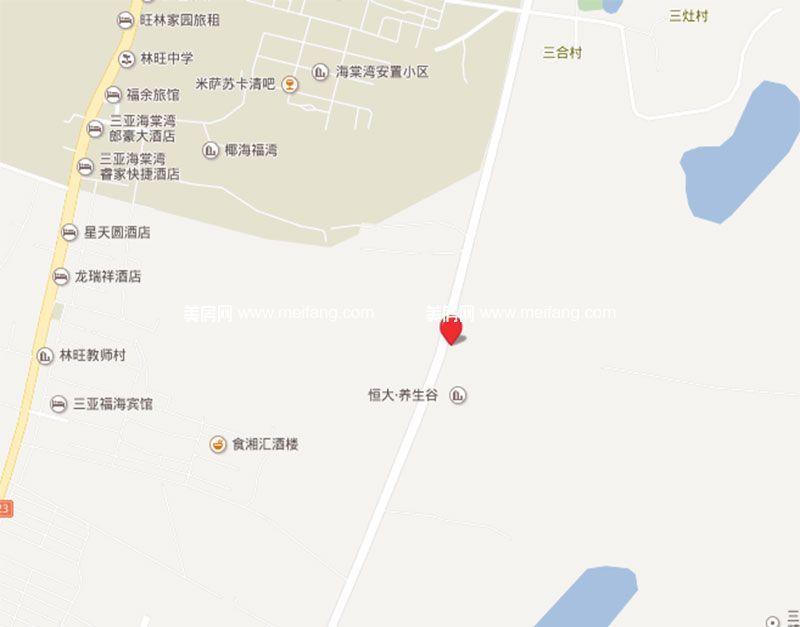 国寿嘉园逸境 区位图
