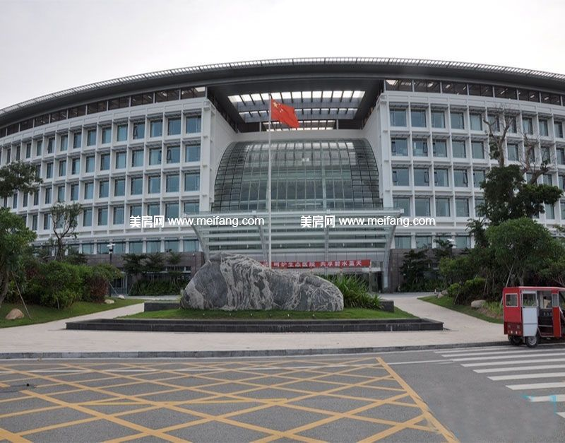 天骄海棠湾 周边配套:三亚解放军301医院