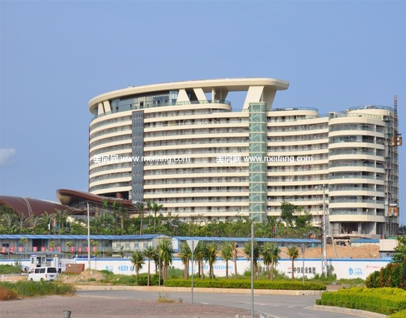 天骄海棠湾 周边配套:海棠湾洲际度假酒店