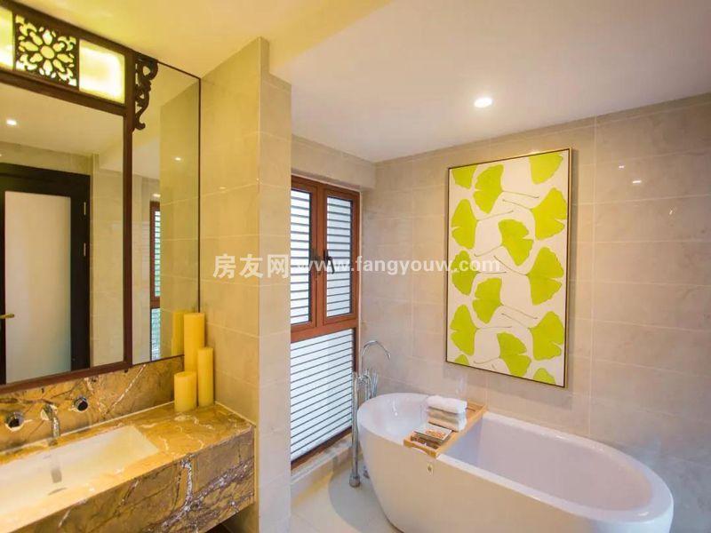 宏图高龙湾1号 浴室