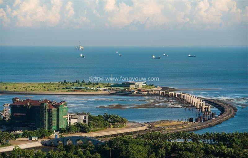 大华锦绣海岸 周边配套:海口秀英港