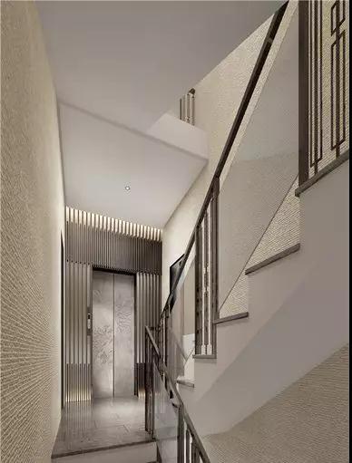 样板间:楼梯