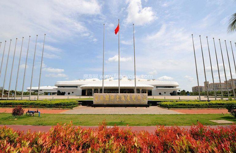 富力盈溪谷 周边配套:国际会展中心