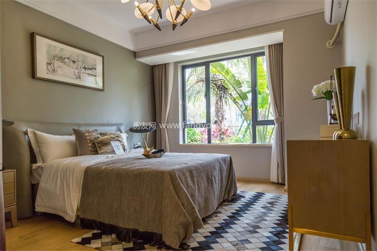 环球100宝龙城 样板间:卧室