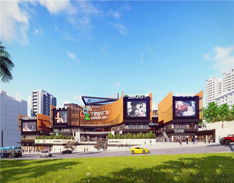 澄迈千秋城市广场商铺在售,预计2018年8月31日毛坯交房