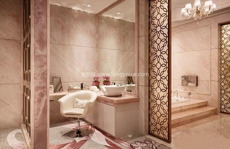 海棠湾君御 浴室