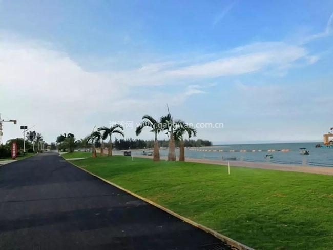 富力悦海湾实景图片