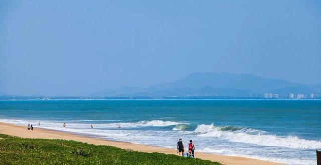 """海岸线是海南的""""最美资产"""",这些海湾你都去过吗"""