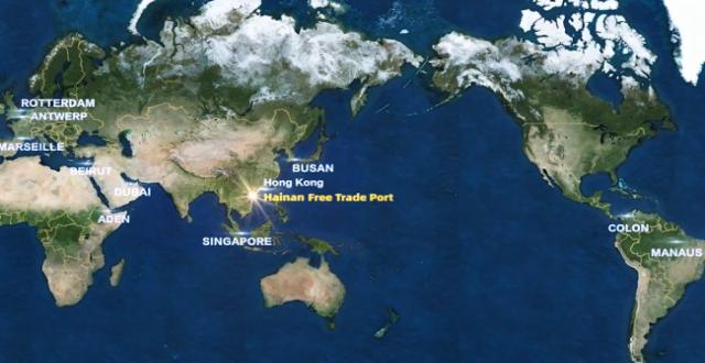 海南自贸港宣传视频(国际版)