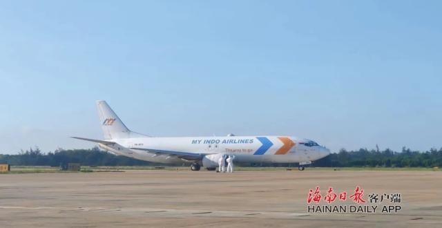 海南自贸港首条第五航权航线开通 !