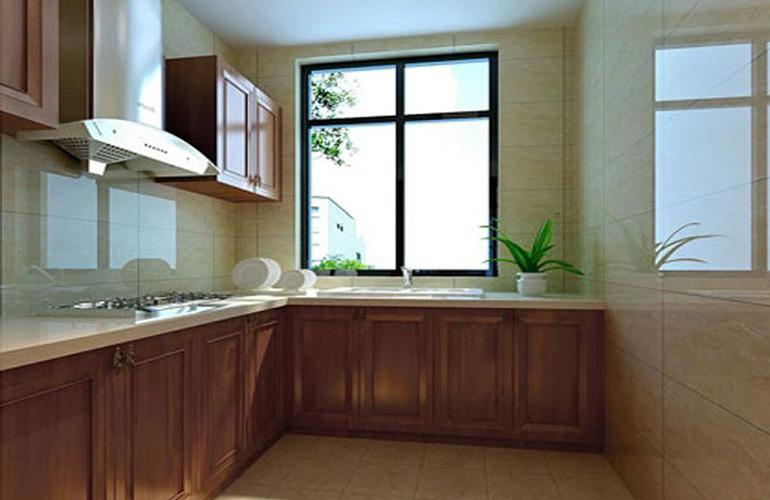 首创森林湖 样板间:厨房