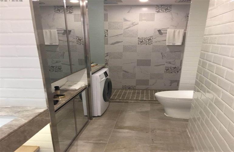 华亚欢乐城 浴室