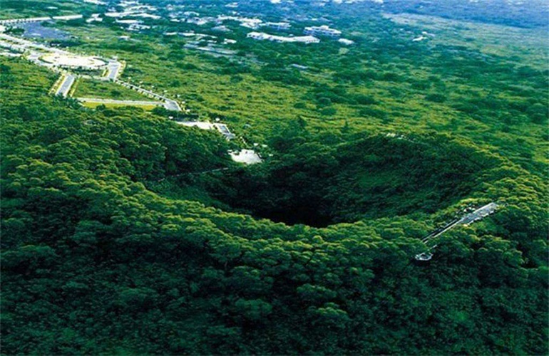 富力红树湾 海口火山口