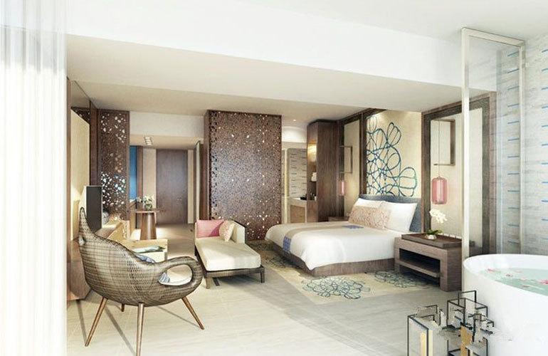 Aloha阿罗哈 卧室
