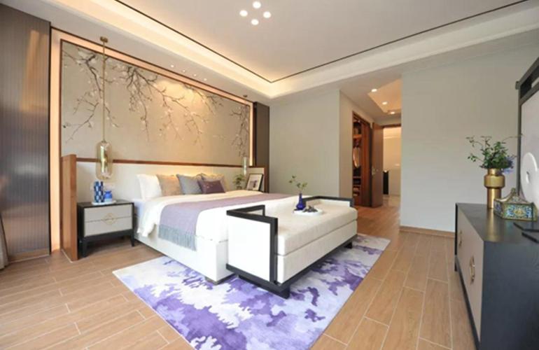 雅居乐金沙湾 卧室
