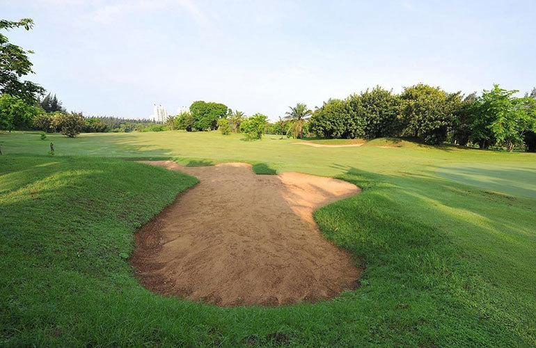 雅居乐金沙湾 高尔夫球场
