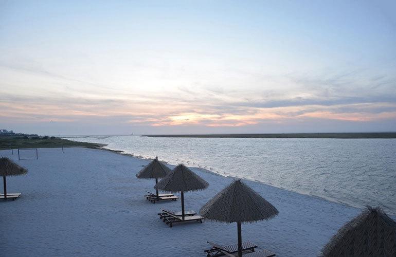 碧桂园中央半岛 沙滩