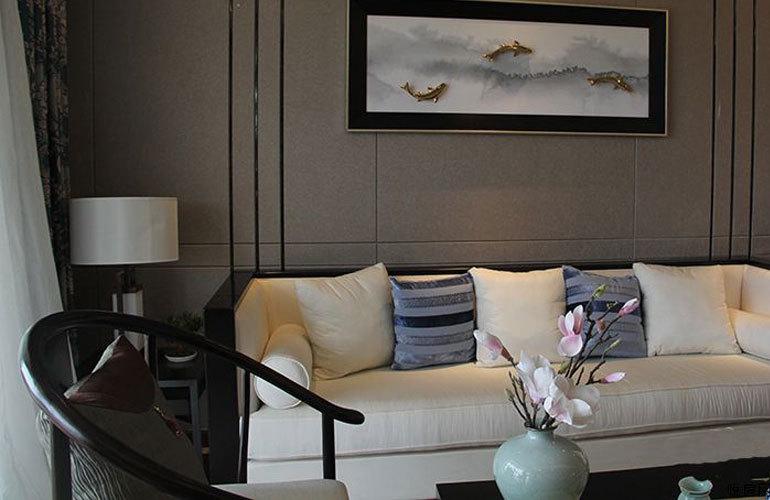碧桂园中央半岛 客厅