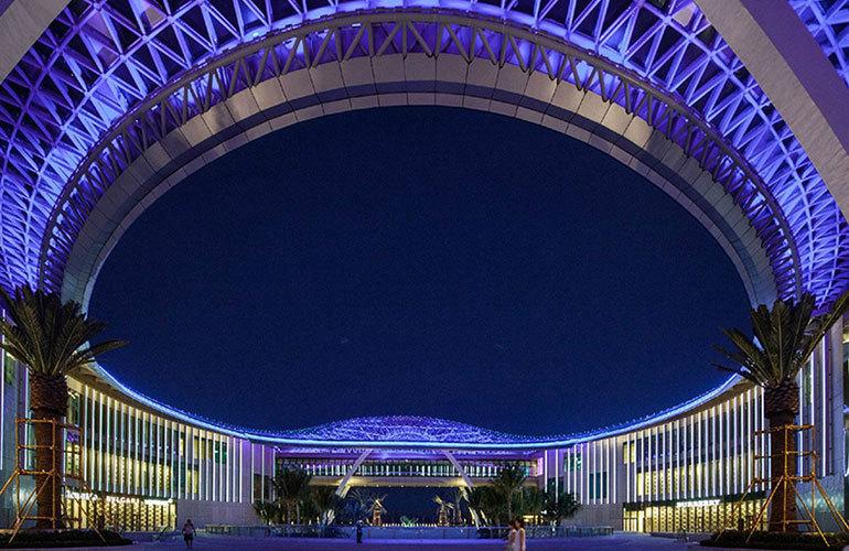 国家海岸保利海棠湾 海棠湾国际购物中心