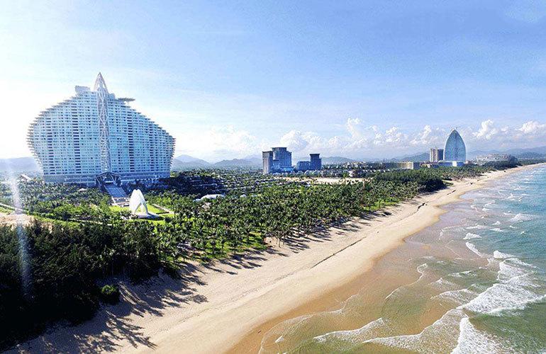 国家海岸保利海棠湾 国际海岸海棠湾