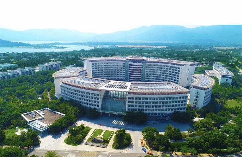 保利财富中心 301医院海南分院