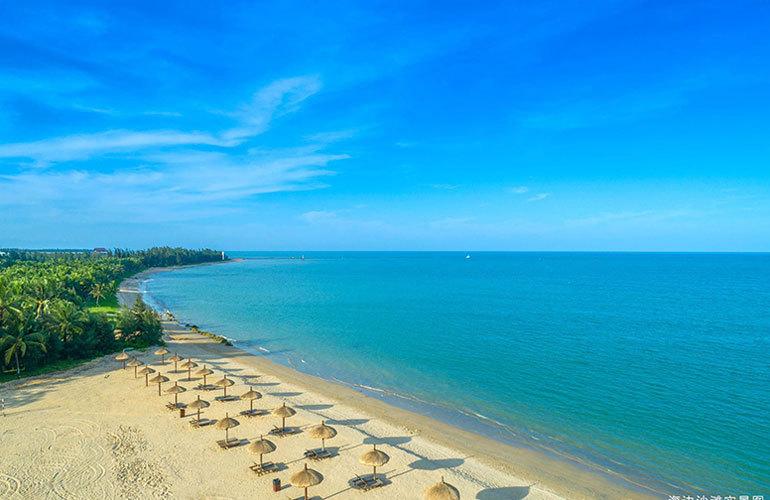 融创·博鳌金湾 配套:海滩