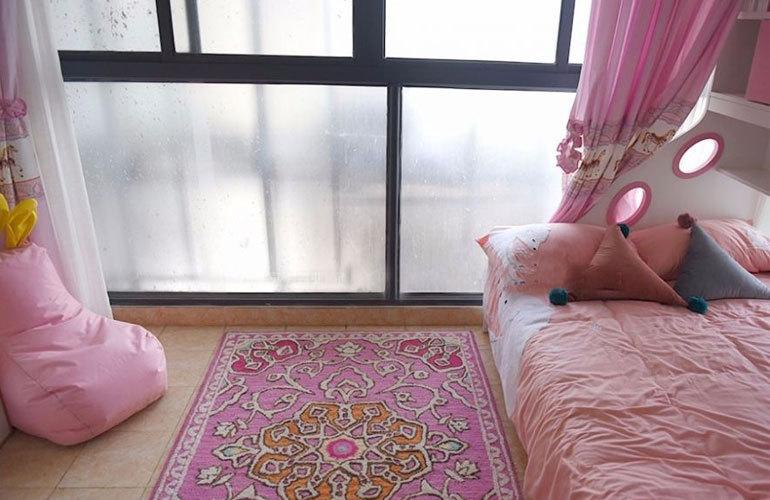 南海之滨 样板间:卧室