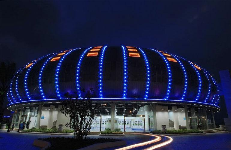 雅居乐金沙湾 海胆剧场