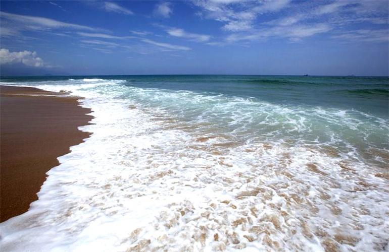 合景汀澜海岸 海滩