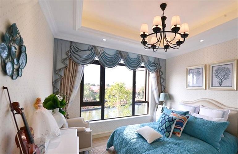 恒大海花岛 卧室