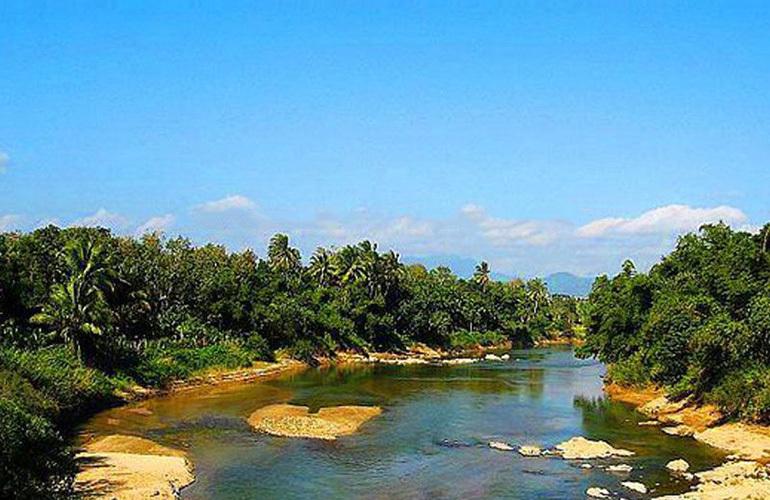 石梅半岛 太阳河