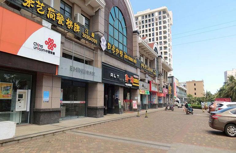 融创美伦熙语 商业街