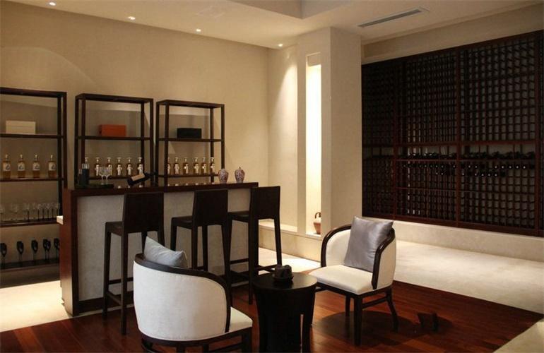 远东香水湾1号 休闲室