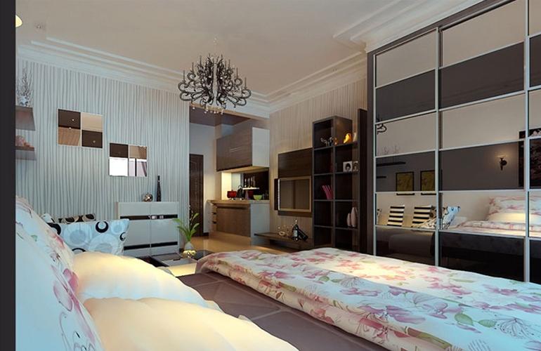 半岛阳光 卧室
