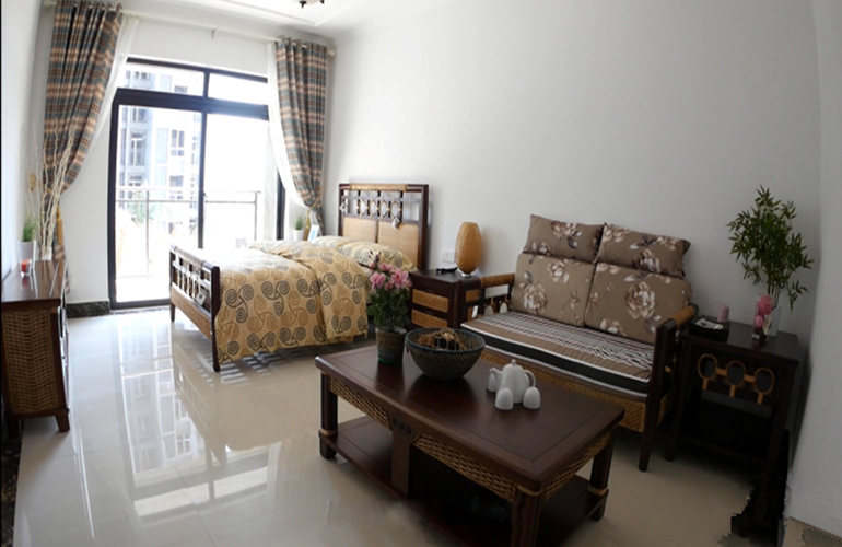双杰蓝海国际 卧室