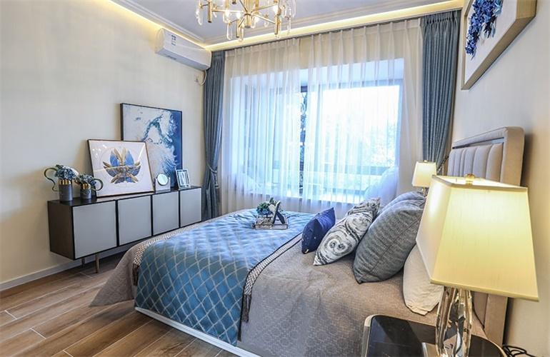 新华联奥林匹克花园 卧室