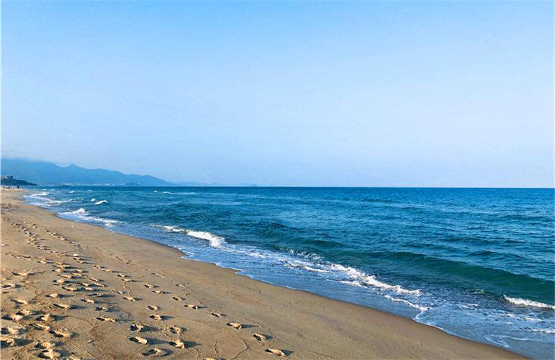 怡海湾 陵水海岸线