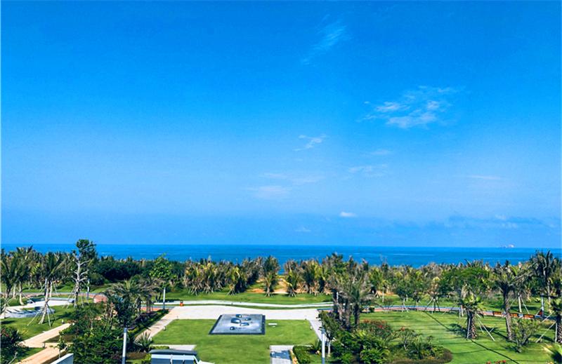 怡海湾 实景图