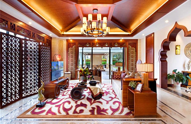 富力湾 客厅