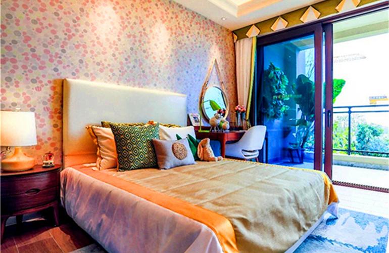 碧桂园海棠盛世 卧室