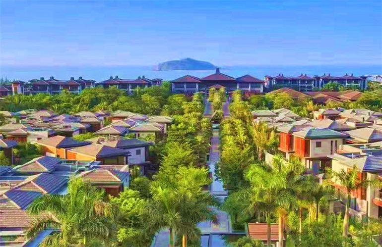 华润石梅湾九里 实景图
