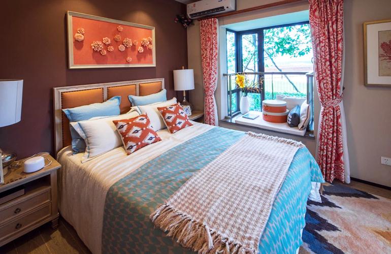 恒大御海天下 样板间:卧室