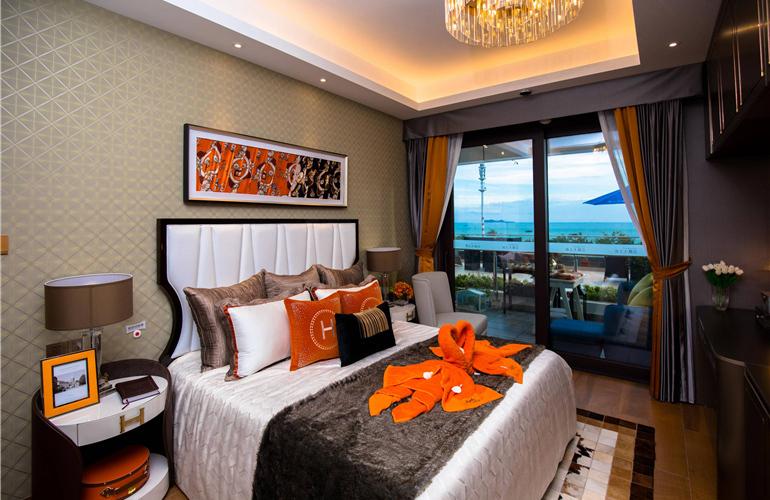 碧桂园海上大都会 卧室
