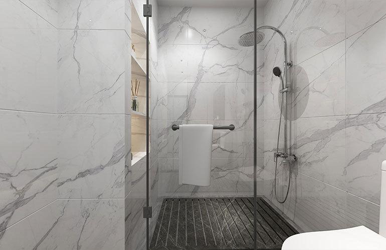 珈宝广场 浴室