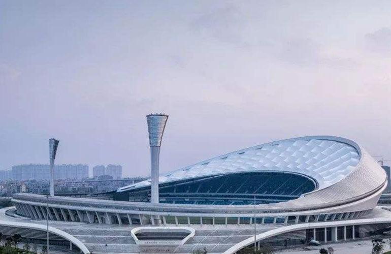 华侨城·曦海岸 五源河体育场