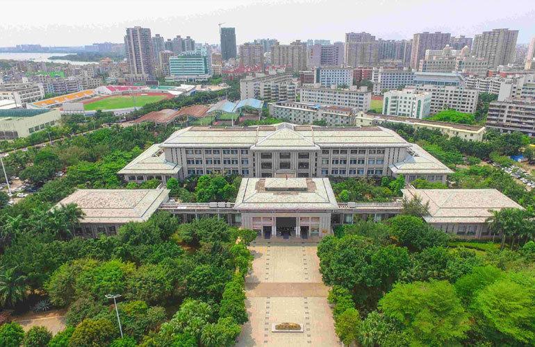 富力首府 省图书馆