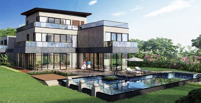 三亚海棠湾君御在售近海别墅美宅,总价4000万元/套