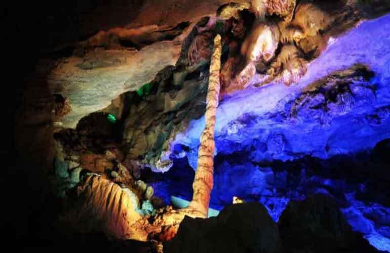 海阳城 石花水洞