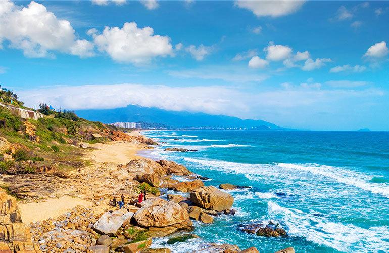 富力湾 实景图