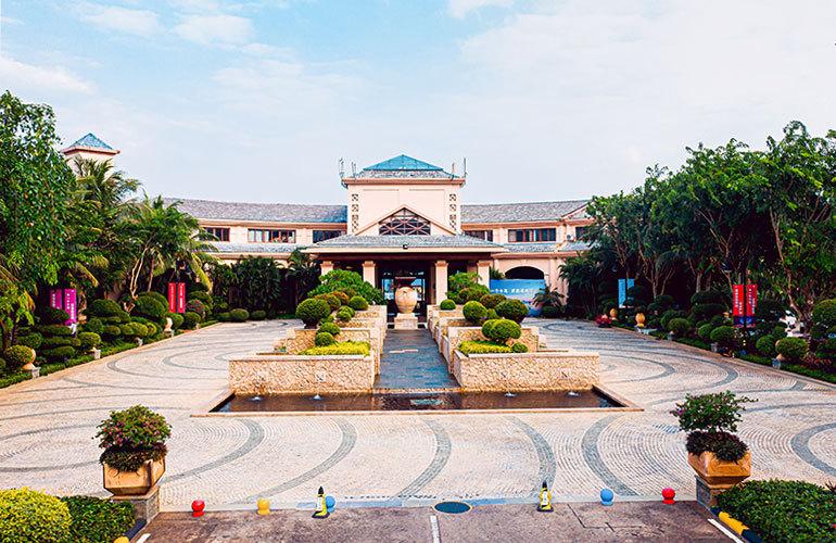 雅居乐清水湾 实景图